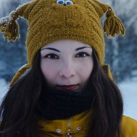портрет :: Anna Tvays
