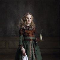 Портрет инфанты со свечой :: Виктория Иванова