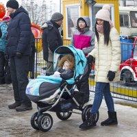 Северодвинск. Масленица (12) :: Владимир Шибинский