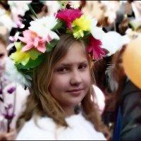 А вот и сама Весна! :: Ольга Голубева