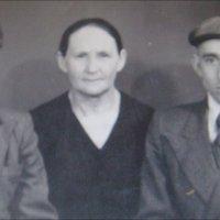 С сыновьями.  1954 год :: Нина Корешкова
