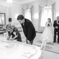 свадьба :: Александр Абрамов