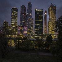 Москва Сити :: Борис Гольдберг