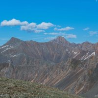 горы на склоне дня :: Константин Шабалин