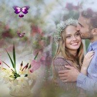 «Очарование красавицы Весны ...» :: vitalsi Зайцев