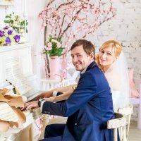 Свадьба Николая и Людмилы :: Андрей Молчанов