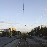 Трамвайные пути :: Nata Grebennikova