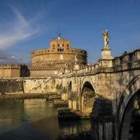 Roma bridge :: Alena Kramarenko
