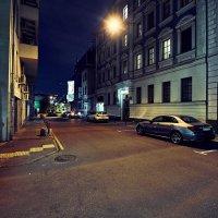 В Москве :: Игорь Иванов