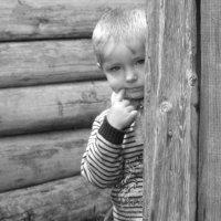 деревенский мальчик... :: Анна