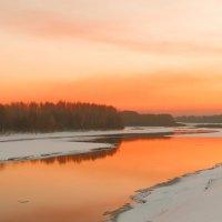 На закате дня :: Нина северянка