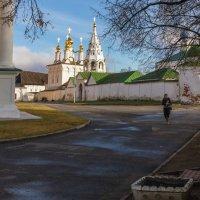 Рязанский кремль 3 :: Юрий Морозов