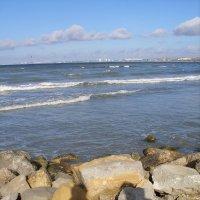 Солнце...море...камни...сёлфи... :: Вячеслав Медведев