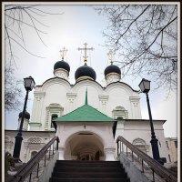 Церковь князя Владимира в Москве :: Михаил Малец