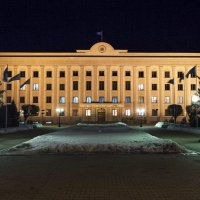 Ночью :: Dmitriy Predybailo