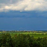 Где  то  есть  город.... :: Vlad Borschev