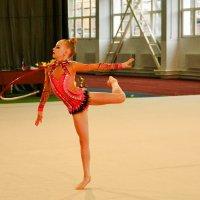 Упражнение с обручем :: Владимир Болдырев