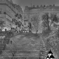 Потемкинская лестница :: Александр Корчемный