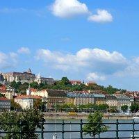 Буда и Будайская крепость в Будапеште :: Денис Кораблёв