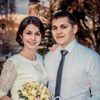 Осеннии свадьбы тоже прекрасны :: Виктория Моисеева