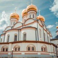 Иверский монастырь. Волдай. :: Светлана Королева