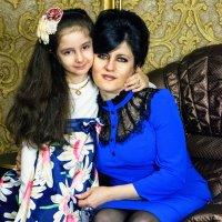 мать и дочь) :: Милана Михайловна Саиткулова