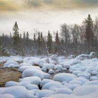 Под белым покрывалом февраля :: Игорь Чубаров