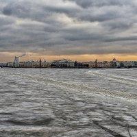 Лед на Неве :: Valerii Ivanov