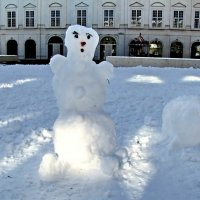 Снеговичек :: veera (veerra)