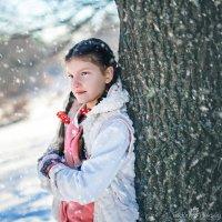 Снег идет ... :: АЛЕКСЕЙ ФЕДОРИН