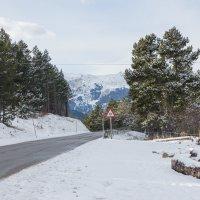 В горах :: Мария Собко