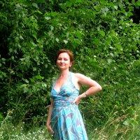 Как хорошо летом! :: Елена Семигина