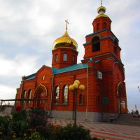 Церковь Вознесения Господня.г.Спасск-Дальний. :: ❅ Татьяна ❅