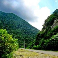 Джип - тур по Абхазии :: Светлана