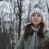 Зимний портрет :: максим веселов