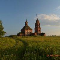 Церковь :: Светлана Ларионова