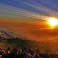 Калифорнийский закат :: viton