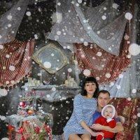 Natale sessione di foto di famiglia. :: Mary Golubka