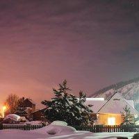 Ночь в деревне :: Юрий Оржеховский