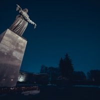 Пискарёвское мемориальное :: Аркадий Алямовский