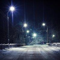 Ночной город :: Андрей Хистяев