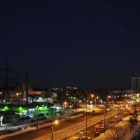 Вечерние огни :: missis.litsis Елена
