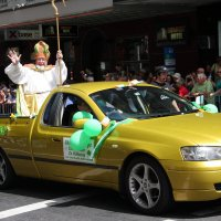 Брисбенский парад в честь дня Святого Патрика :: Антонина