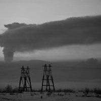 Рождение облаков... :: Витас Бенета
