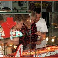 """Настоящий мужик: """"Мы купим тебе новое колечко с бриллиантом, хочешь ты того или нет!"""" :: Андрей Заломленков"""