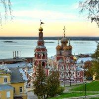 Церковь Собора Пресвятой Богородицы в Нижнем Новгороде :: Денис Кораблёв
