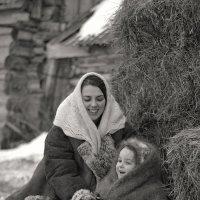 В деревне :: Иван Б