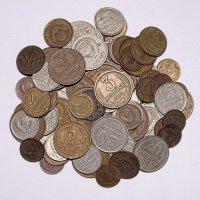 Горстка Советских монеток :: snd63 Сергей