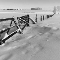 Зимы границы :: Александр | Матвей БЕЛЫЙ