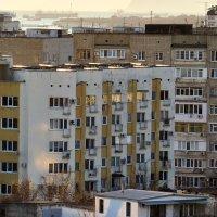 окна в феврале 5 :: Валерий Дворников